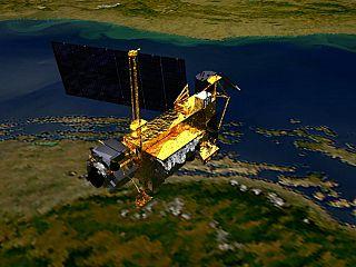 UARS 23/09/2011: la fine di un satellite