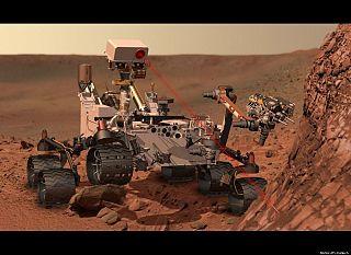Curiosity e Maven: una risposta sul clima marziano