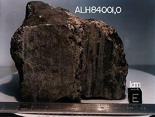Le origini del carbonio marziano