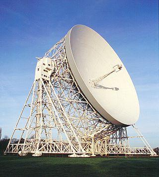 Il padre del Jodrell Bank Observatory, Bernard Lovell è morto