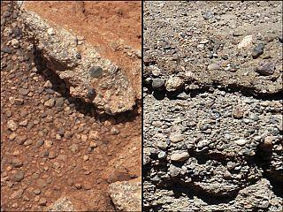 Curiosity scopre le tracce di antichi fiumi marziani