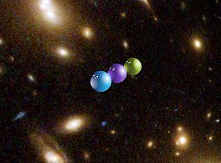 Tre piccoli fotoni svelano la natura dell'Universo