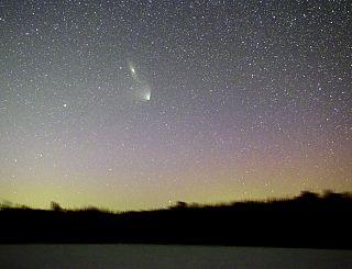 M31 – PanSTARRS: una congiunzione straordinaria