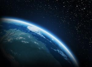 Rappresentazione artistica di un pianeta potenzialmente abitabile.