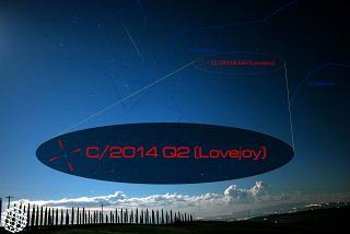 Una botta di C … C/2014 Q2 (Lovejoy)