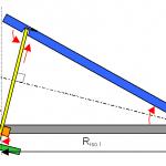 Isoscele-mount