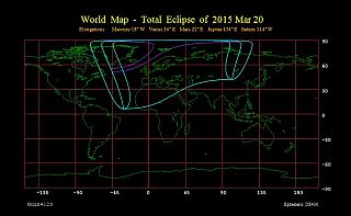 Eclissi di Sole 20 marzo 2015!