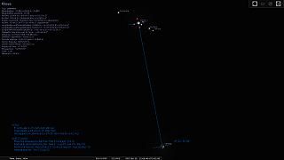 La separazione apparente di Giove e Venere alle 22: 00 (ora locale italiana).  Credit: Il Poliedrico