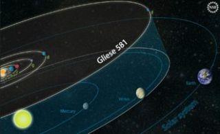 Hello… Gliese 581