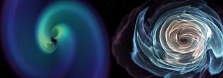 Controparte ottica per l'onda gravitazionale GW170817