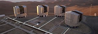 VLTI (Gravity) registra la prima atmosfera extrasolare